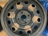 Штампованные диски r15 за 25 000 тг. в Тараз – фото 3