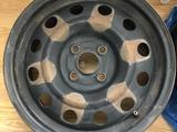Штампованные диски r15 за 25 000 тг. в Тараз – фото 4