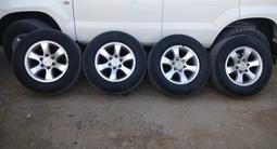 Зимние шины с дисками за 160 000 тг. в Актау – фото 3