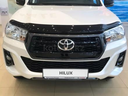 Toyota Hilux 2020 года за 19 120 000 тг. в Нур-Султан (Астана)