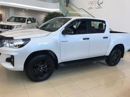 Toyota Hilux 2020 года за 19 120 000 тг. в Нур-Султан (Астана) – фото 2