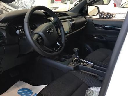 Toyota Hilux 2020 года за 19 120 000 тг. в Нур-Султан (Астана) – фото 3