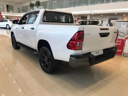 Toyota Hilux 2020 года за 19 120 000 тг. в Нур-Султан (Астана) – фото 4