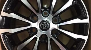 Диски на Toyota Land Cruiser Prado; Toyota Hilux; Toyota 4Runner. за 140 000 тг. в Нур-Султан (Астана)