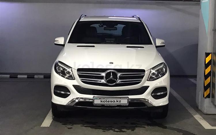 Mercedes-Benz GLE 400 2015 года за 20 000 000 тг. в Алматы