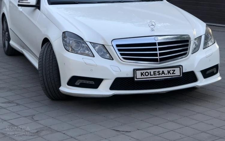 Mercedes-Benz E 350 2011 года за 9 000 000 тг. в Нур-Султан (Астана)