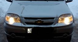 Chevrolet Niva 2012 года за 2 300 000 тг. в Аксай – фото 2