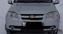 Chevrolet Niva 2012 года за 2 300 000 тг. в Аксай – фото 3