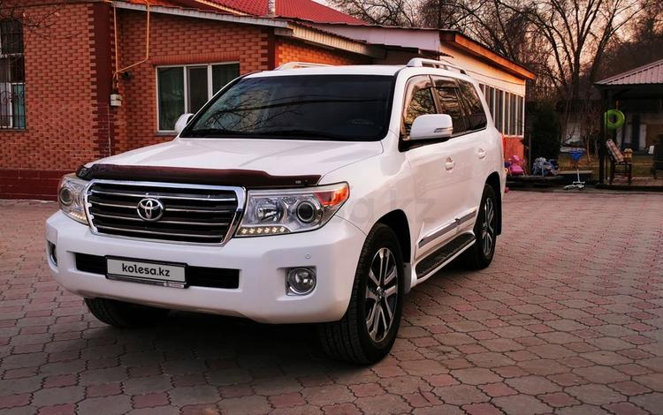Toyota Land Cruiser 2012 года за 18 400 000 тг. в Алматы