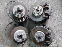 Тормозные диски на Toyota Avensis за 1 111 тг. в Алматы