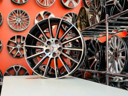 Комплект дисков AMG 19/5/112 за 350 000 тг. в Алматы – фото 2