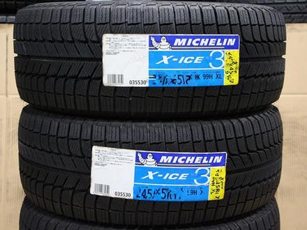 Зимние новые шины Michelin/X-ICE SNOW за 390 000 тг. в Алматы