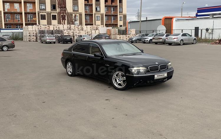 BMW 760 2004 года за 2 300 000 тг. в Кокшетау