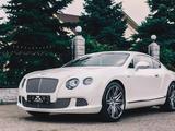 Bentley Continental GT 2015 года за 47 000 000 тг. в Нур-Султан (Астана)
