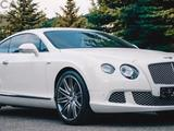 Bentley Continental GT 2015 года за 50 000 000 тг. в Нур-Султан (Астана) – фото 2