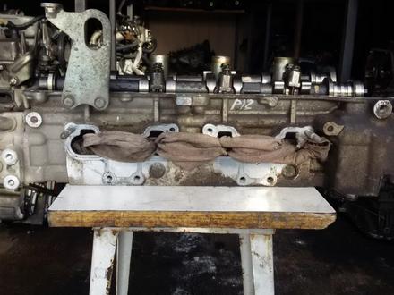 Головка блока в сборе б у на Nissan Primera p12… за 50 000 тг. в Караганда – фото 6
