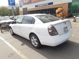 Nissan Altima 2002 года за 2 500 000 тг. в Алматы – фото 4