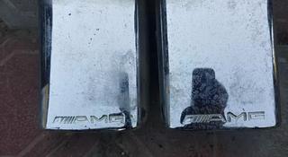 Глушитель на мерседес 140 за 1 111 тг. в Алматы