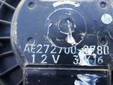 Б/у оригинальный моторчик печки для Toyota Hilux с 05г. И… за 38 000 тг. в Актобе – фото 2