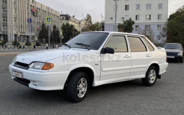 ВАЗ (Lada) 2115 (седан) 2010 года за 890 000 тг. в Уральск