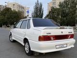 ВАЗ (Lada) 2115 (седан) 2010 года за 890 000 тг. в Уральск – фото 2