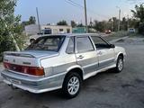 ВАЗ (Lada) 2115 (седан) 2003 года за 600 000 тг. в Семей – фото 4