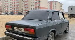 ВАЗ (Lada) 2107 2011 года за 1 000 000 тг. в Актау – фото 5