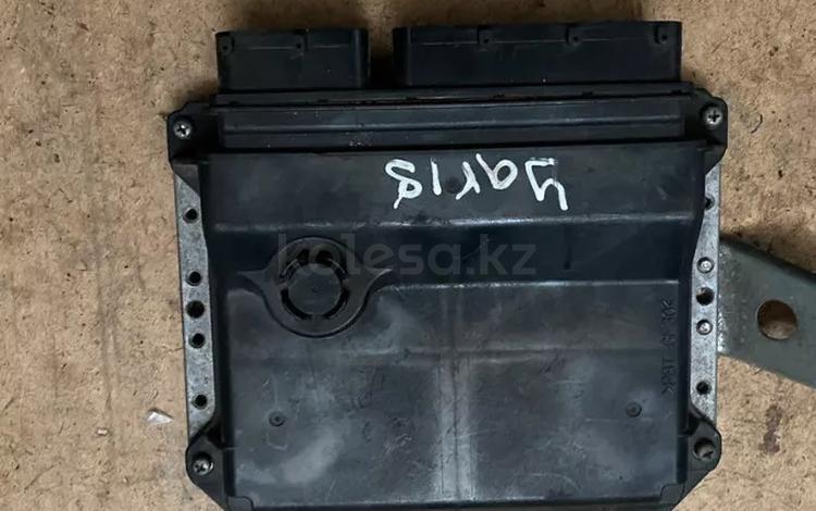 Блок управления двигателем на Тойота Ярис 1.5 американец за 50 000 тг. в Караганда