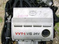 Двигатель Toyota Highlander (тойота хайландер) за 54 444 тг. в Нур-Султан (Астана)