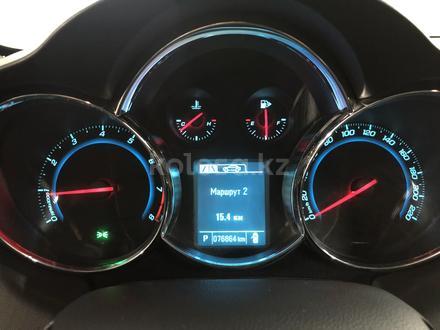 Chevrolet Cruze 2014 года за 4 500 000 тг. в Семей – фото 12