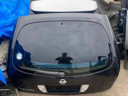 Крышка багажника на Ниссан Примера универсал WTP12 за 60 000 тг. в Алматы