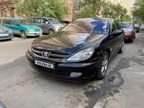 Peugeot 607 2004 года за 2 300 000 тг. в Алматы – фото 2