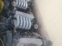 Контрактный двигатель Фольксваген 1.9 2.4 2.5 дизель за 2 020 тг. в Нур-Султан (Астана)