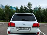 Lexus LX 570 2010 года за 16 500 000 тг. в Нур-Султан (Астана) – фото 2