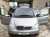 Mercedes-Benz A 160 1998 года за 1 800 000 тг. в Шымкент