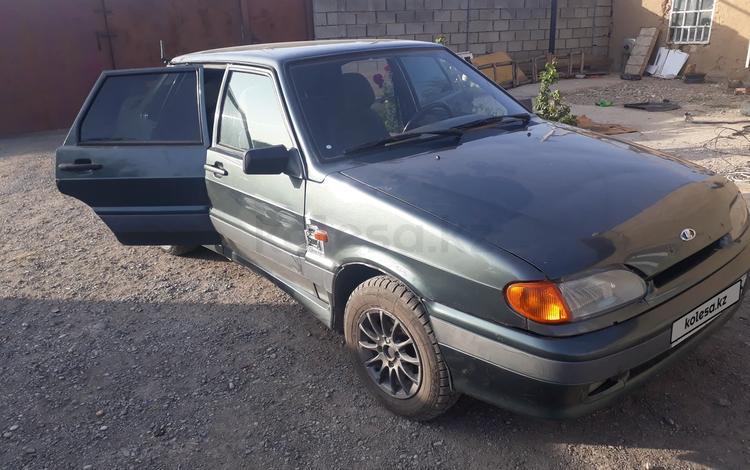 ВАЗ (Lada) 2115 (седан) 2006 года за 640 000 тг. в Шымкент