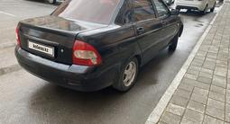 ВАЗ (Lada) 2170 (седан) 2007 года за 1 100 000 тг. в Костанай – фото 3
