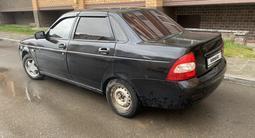 ВАЗ (Lada) 2170 (седан) 2007 года за 1 100 000 тг. в Костанай – фото 5