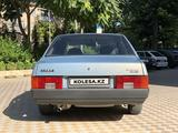 ВАЗ (Lada) 21099 (седан) 2002 года за 1 280 000 тг. в Шымкент – фото 3