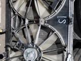 Радиатор охлаждения оригинал Lexus is250 за 55 000 тг. в Алматы