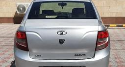 ВАЗ (Lada) Granta 2190 (седан) 2012 года за 2 100 000 тг. в Шымкент – фото 2