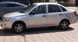 ВАЗ (Lada) Granta 2190 (седан) 2012 года за 2 100 000 тг. в Шымкент – фото 3