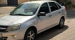 ВАЗ (Lada) Granta 2190 (седан) 2012 года за 2 100 000 тг. в Шымкент – фото 4