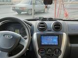 ВАЗ (Lada) Granta 2190 (седан) 2012 года за 2 100 000 тг. в Шымкент – фото 5