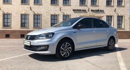 Volkswagen Polo 2017 года за 5 300 000 тг. в Караганда