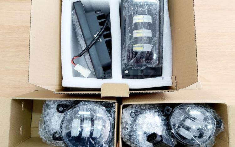 Противотуманные фары LED для Lada за 17 000 тг. в Семей