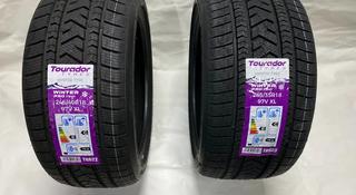 245/40R18 97V XL 265/35R18 97V XL — Бренд Tourador WINTER PRO TSU1 за 144 000 тг. в Алматы