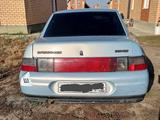 ВАЗ (Lada) 2110 (седан) 2005 года за 320 000 тг. в Костанай – фото 3