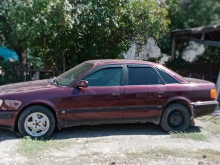 Audi 100 1992 года за 1 300 000 тг. в Алматы – фото 4