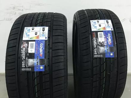 Комплект шин 245/40/18 - 265/35/18 Алтензо - за 135 000 тг. в Актобе